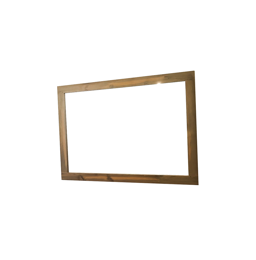 Papak Reclaimed Teak Mirror Classy Clean Different