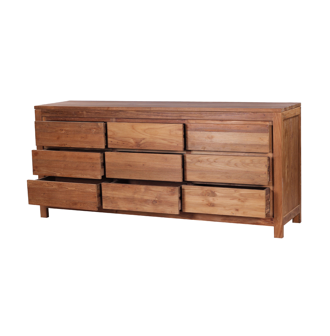 Tejong Reclaimed Wood Drawers