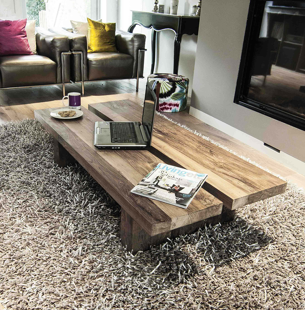 Reclaimed Wood Coffee Table The Rinjani Various Sizes