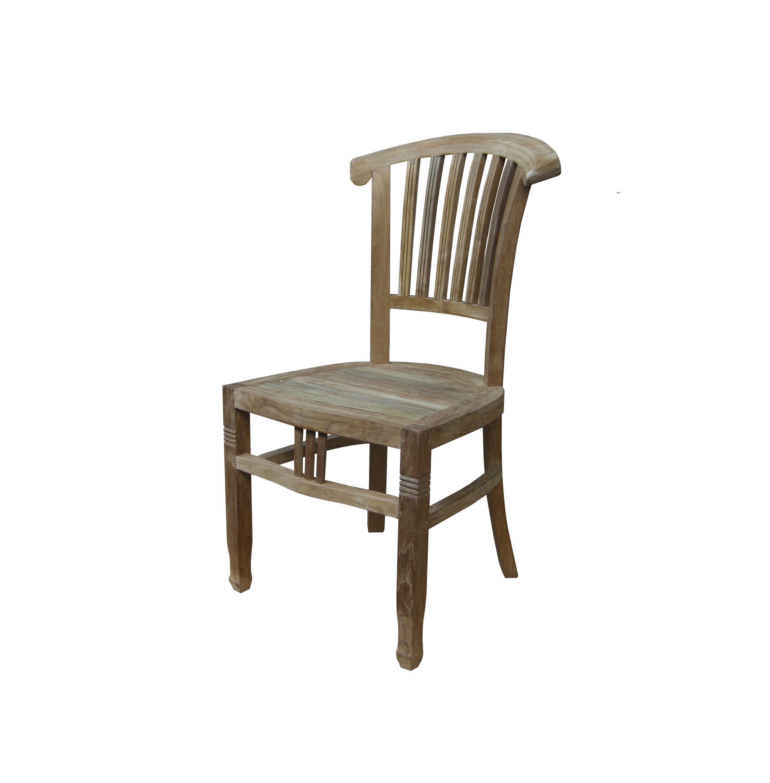 Bekok rustic dining chair