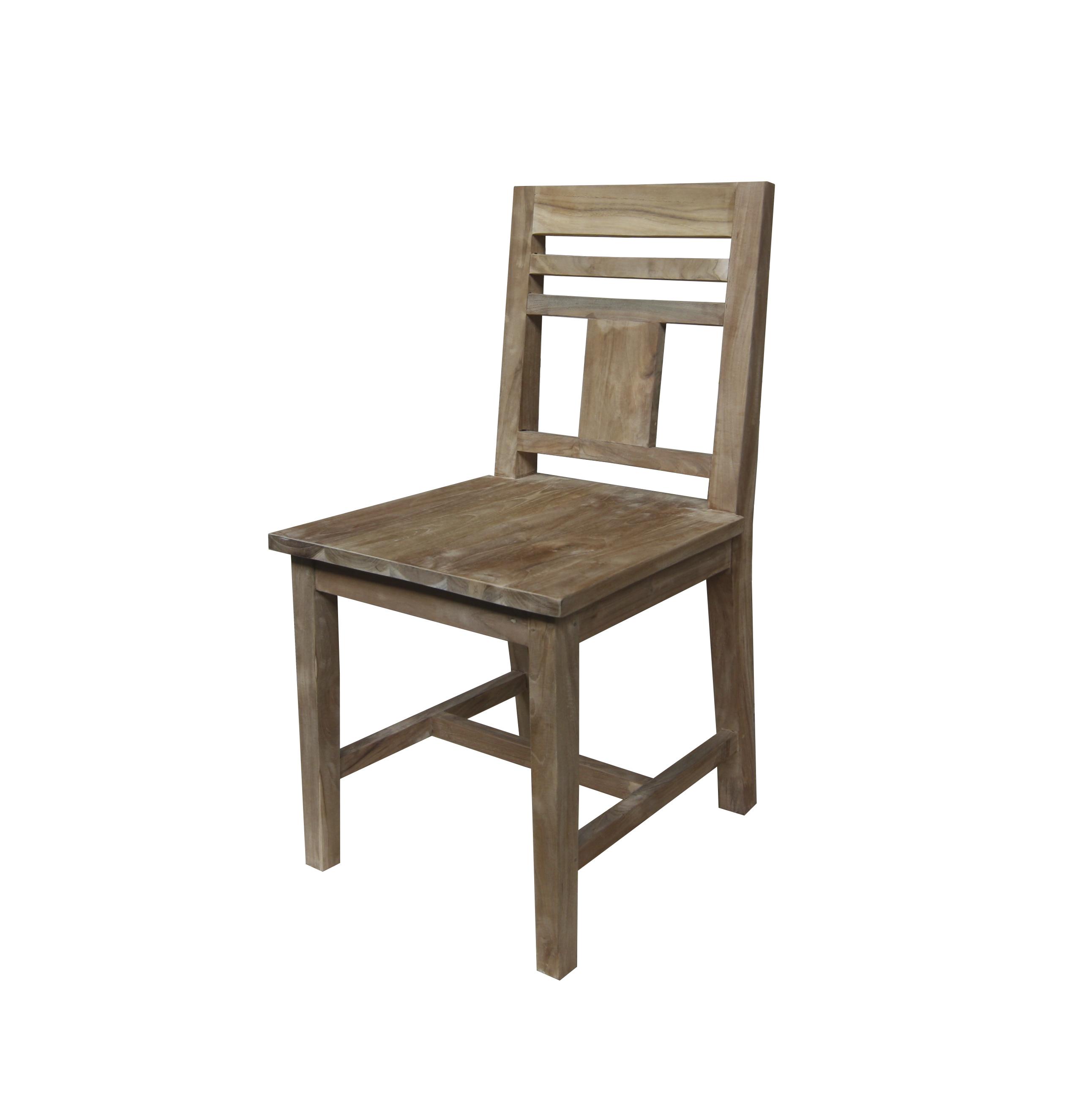 Medas reclaimed chair