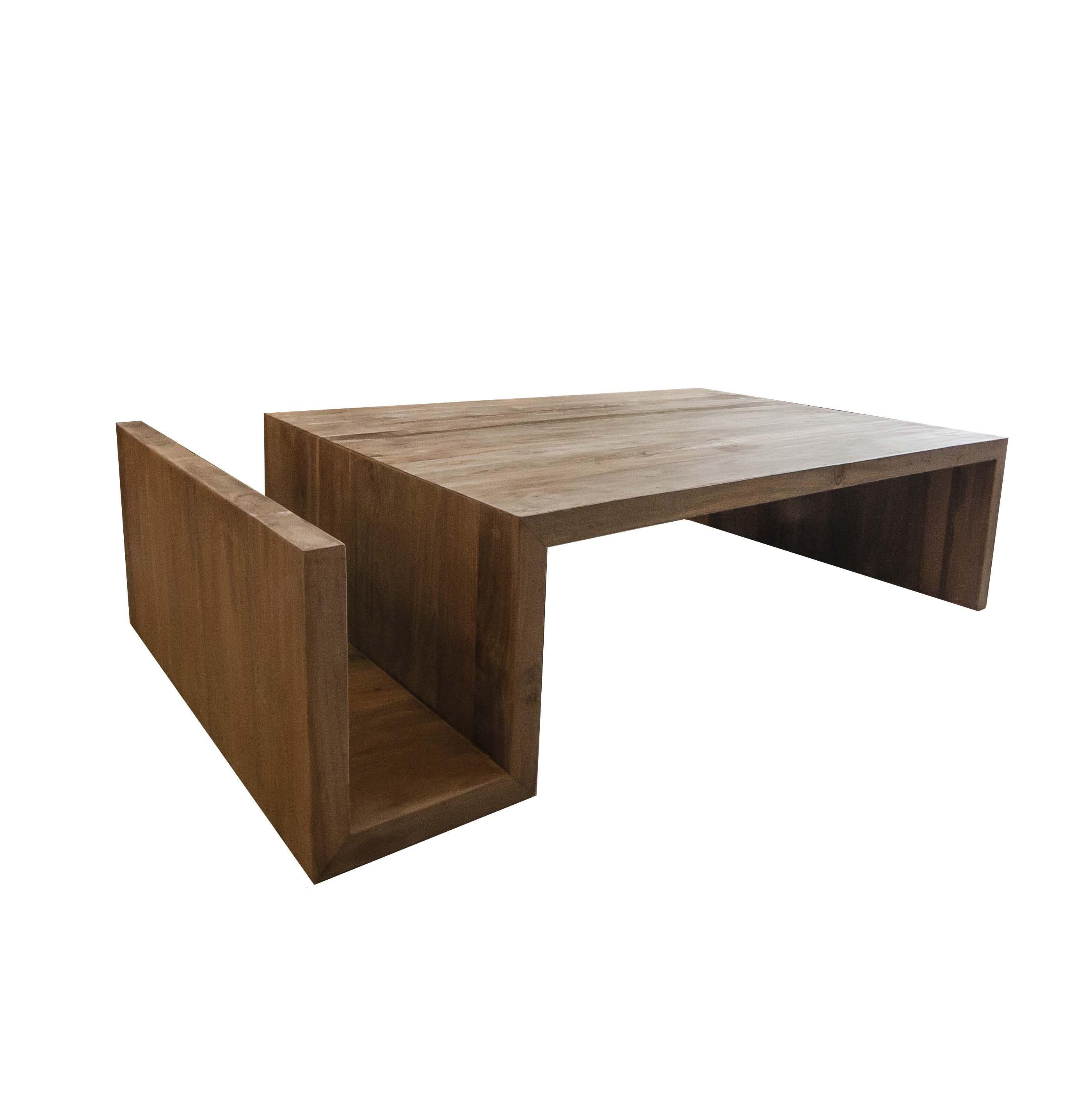 Kutamara Reclaimed Wood Coffee Table1
