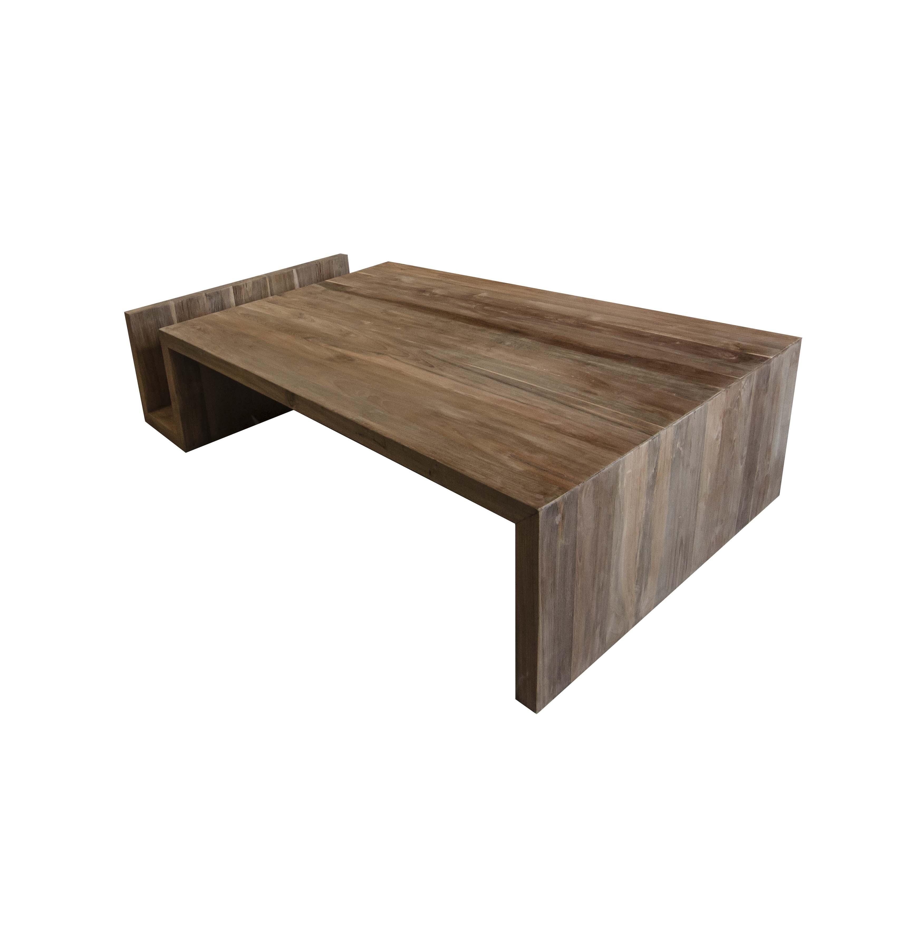 Kutamara Reclaimed Wood Coffee Table2