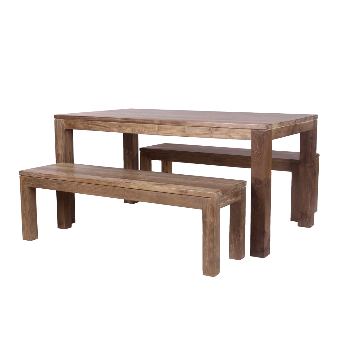Table + Bench Sets