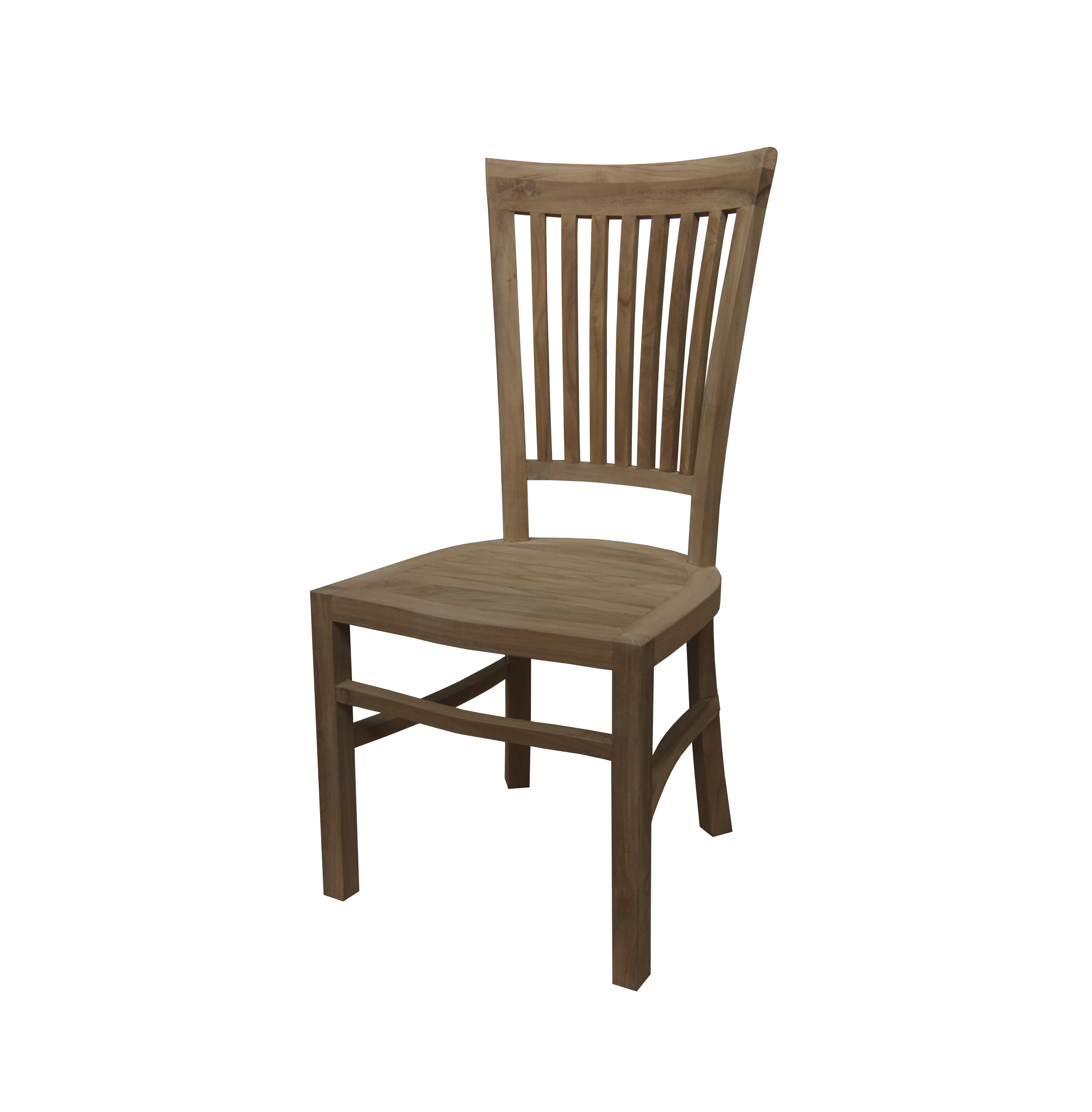 Teak dining chair the todo by ombak solid reclaimed
