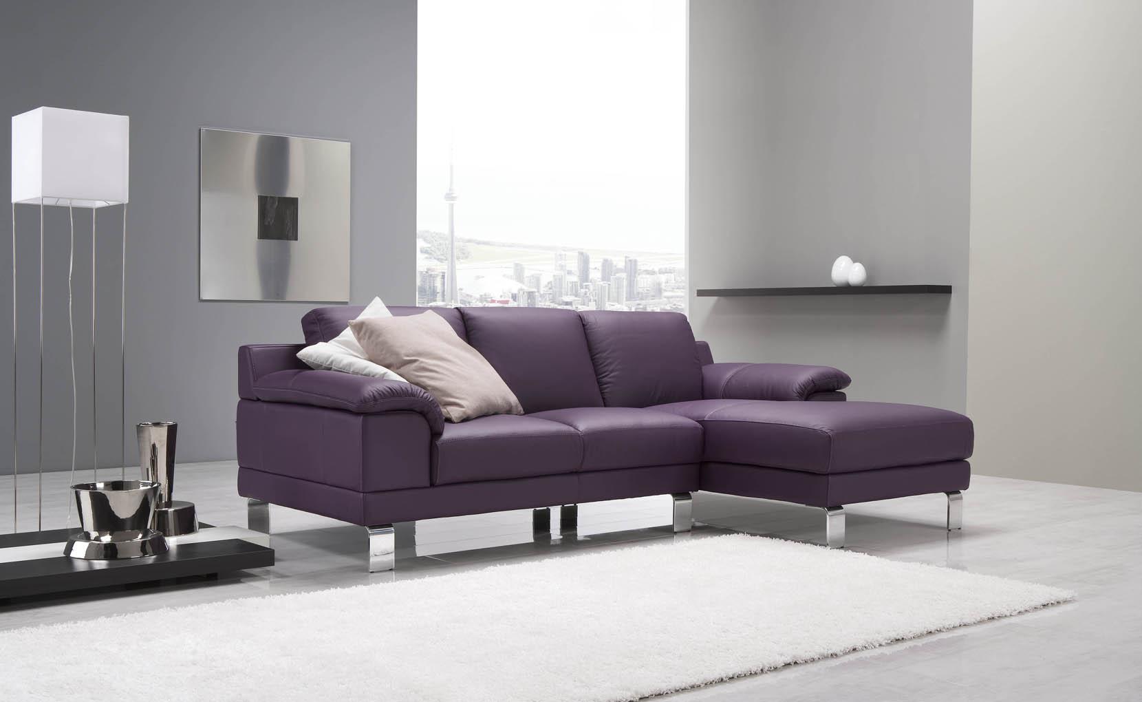 Shakira Leather Sofa