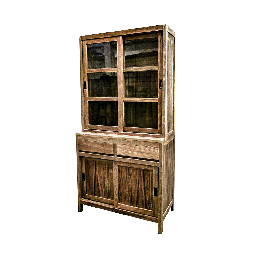 Pelah reclaimed wood cabinet1